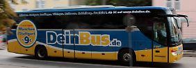 Expansion auf Kurzstrecke geplant: Investor zieht DeinBus.de aus der Pleite