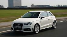 VW Polo in premium: Audi A1 - Qualität auch nach Jahren