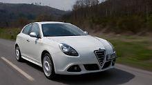 Gebraucht eine gute Alternative: Alfa Romeo Giulietta ist nicht nur schön