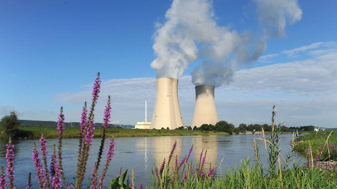 Kernkraftwerke sollen am Netz bleiben: Koalition einigt sich auf Verlängerung