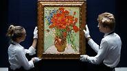 Top 10 internationaler Auktionen: Die teuersten Kunstwerke 2014