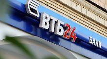 Milliardenspritze nötig: Russischer Staat stützt Großbank VTB