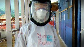 Ebola-Fall in Großbritannien: Infizierte Helferin bekommt experimentelles Medikament