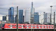 Zu viele Lokführer sind krank: S-Bahn-Linie ruht für einen Tag
