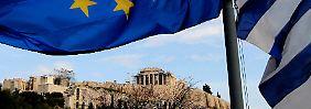 """Athen wünscht sich Schuldenschnitt: """"Griechenland muss die Eurozone verlassen"""""""