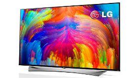 LG setzt 2015 auf 8K-Auflösung und Quantum-Dot-Displays.