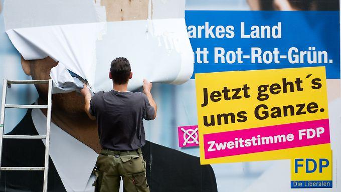Seit die FDP bei der Bundestagwahl 2013 gescheitert ist, versuchen andere Gruppen, sie zu beerben.