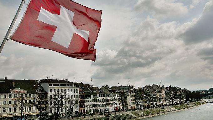 Kalter Wind aus Basel: Die Finanzmarktregeln kommen die deutschen Banken hart an.