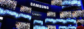 Negativ-Serie hält: Samsung schraubt Erwartungen zurück