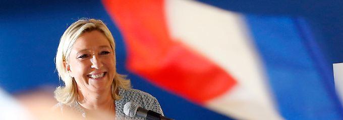 Fordert ein Referendum über die Einführung der Todesstrafe in Frankreich: Marine Le Pen.