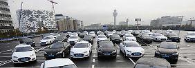 """Russland-Nöte und Euro-Sorgen: """"2015 könnte ein Auto-Krisenjahr werden"""""""