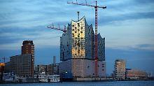 Sieben Jahre zu spät: Elbphilharmonie erhält Eröffnungstermin