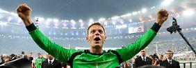Wertvoll, weil titelbringend: Manuel Neuer.