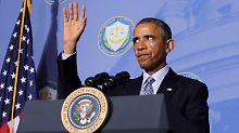 """""""Barack Obama ist nicht Charlie"""": US-Regierung gesteht Fehler ein"""