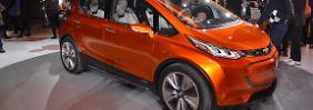 Der Bolt EV Konzept ist das, was sich Chevrolet unter der mobilen Zukunft vorstellt.