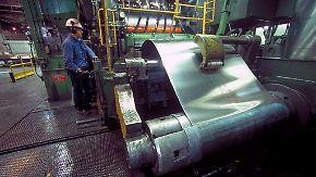 Produktion bei Alcoa im italienischen Fusina.