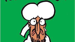 """Mohammed trauert auf Titelblatt: """"Charlie Hebdo"""" hat den Mut nicht verloren"""