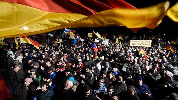 Am Montag gibt es in Dresden keine Pegida-Demonstration.