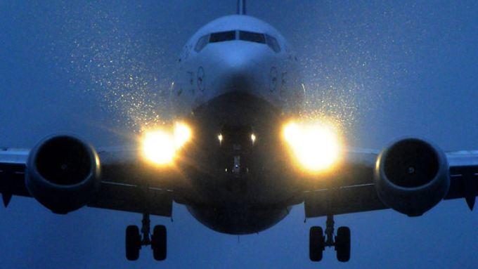 Könnten demnächst wieder am Boden stehen: die Maschinen der Lufthansa.