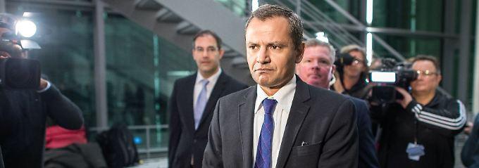 Sorgt immer noch für Unruhe in der deutschen Politik: der frühere SPD-Bundestagsabgeordnete Sebastian Edathy.