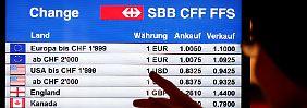 Sponsor der Premier-League: Franken treibt Devisenbroker in die Pleite