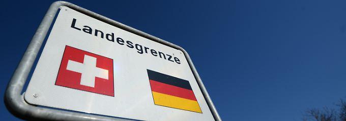 Die Schweizer Exportindustrie fürchtet, auf ihren Waren sitzen zu bleiben.