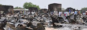 Nach Blutbad in Baga: Tschad sendet Truppen gegen Boko Haram