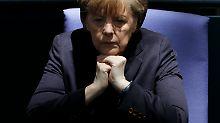 Angela Merkel sieht die EZB-Pläne kritisch.