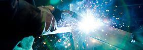 Tarifverhandlungen im März: Metallbranche rechnet mit Null-Wachstum