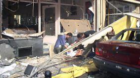 NSU-Terror in Kölner Keupstraße: Erste Opfer des Nagelbomben-Anschlags sagen aus