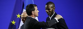 Lohn für Courage: Bathily erhält französische Staatsbürgerschaft