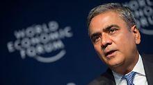 """Ex-Deutschbanker wird """"President"""": Anshu Jain hat neuen Job"""