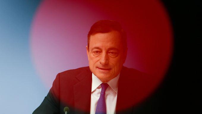 Umstrittenes Programm: EZB kauft Staatsanleihen der Euro-Länder