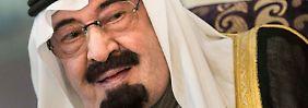 Spekulationen um Opec-Haltung: Ölpreis legt nach Abdullahs Tod leicht zu