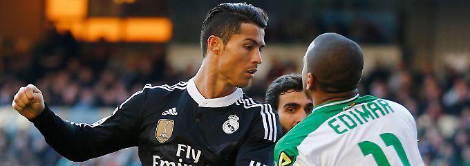 """Fünfte Tätlichkeit bei Real Madrid: Ronaldo leidet an """"Starallüren in Extremform"""""""