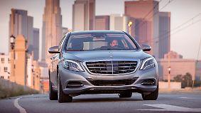 Die Krönung der S-Klasse: Mercedes erweckt Maybach zu neuem Leben