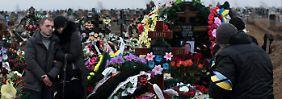 Steinmeier: Mehr Sanktionen möglich: Nato macht Russland schwere Vorwürfe