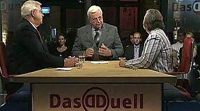 Bärbel Höhn und Michael Fuchs: Kanzlerin-Kotau: Sieg der Atomlobby?