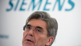 Siemens baut um: Joe Kaeser in Erklärungsnot