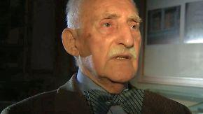 70 Jahre nach der Befreiung: Überlebender berichtet über die Gräuel von Auschwitz