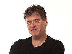 Andrew Keen ist einer der schärfsten Internet-Kritiker und war zuvor selbst Unternehmer im Silicon Valley.