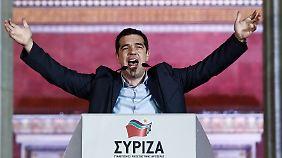 Unverhohlene Wut auf Deutschland: Tsipras und Kammenos ätzen gegen Merkel