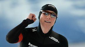 Etappensieg für Claudia Pechstein: DOSB-Experten erklären Dopingsperre für unzulässig
