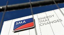 Ergebniseinbruch, Kursabschlag: SMA enttäuscht Anleger mit Ausblick