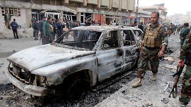 Heftige Kämpfe um Millionenstadt: IS-Milizen starten Angriffswelle auf Kirkuk