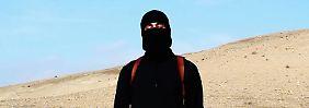 Angst vor Strafen in der Heimat: IS-Kämpfer gehen im Netz in Deckung