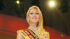 Promi-News des Tages: Miss Germany geht auf Nummer sicher