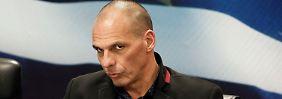 Vor dem Besuch in Berlin: Varoufakis wirbt für Neustart