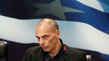 Person der Woche: Varoufakis - Schlauer Linker mit Lederjacke