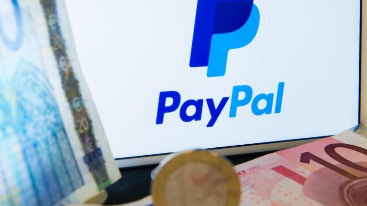 Paypal Sicherheitsmeldung
